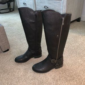 G by Guess Riding Boot